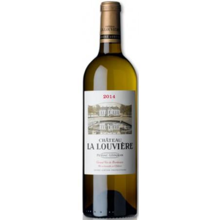Château LA LOUVIERE Blanc 2018