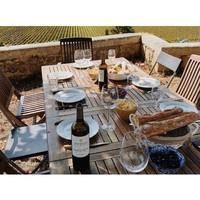 À table ! 🍴 Grandes tablées riment avec longues soirées d'été ! #aries #ariesvins #copainsdegrandscrus #vinsdebordeaux #grandscrus #wine #vin #bonsvins #adeguster #degustation #entreamis #degusteraveclescopains #unbonvinentrecopains #culturevin #miam #vinblanc #soireedete #tables #ete