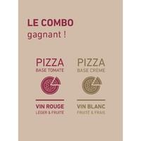 Qui a dit que le Bordeaux était trop snob pour la pizza ! 🍕 #aries #ariesvins #copainsdegrandscrus #vinsdebordeaux #grandscrus #wine #vin #bonsvins #adeguster #degustation #entreamis #degusteraveclescopains #unbonvinentrecopains #culturevin #pizza #vinrouge #vinblanc #combogagnant #miam
