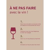 Le B-A BA des amateurs de vins ! #aries #ariesvins #copainsdegrandscrus #vinsdebordeaux #grandscrus #wine #vin #bonsvins #adeguster #degustation #entreamis #degusteraveclescopains #unbonvinentrecopains #culturevin #conseildexpert #lesbonsconseils #achacunsonvin #vinblanc #vinrouge #vinrose
